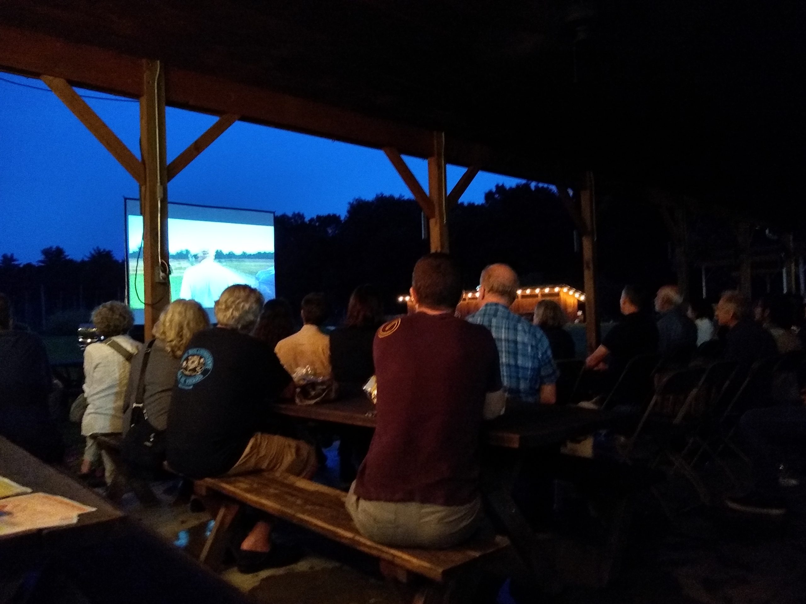 """Read more about the article """"Growing with the Grain"""" Outdoor Movie Event, August 2019"""