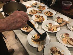 Harvest Wine Dinner, December 2018